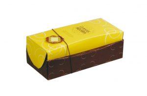 小長條蛋糕盒