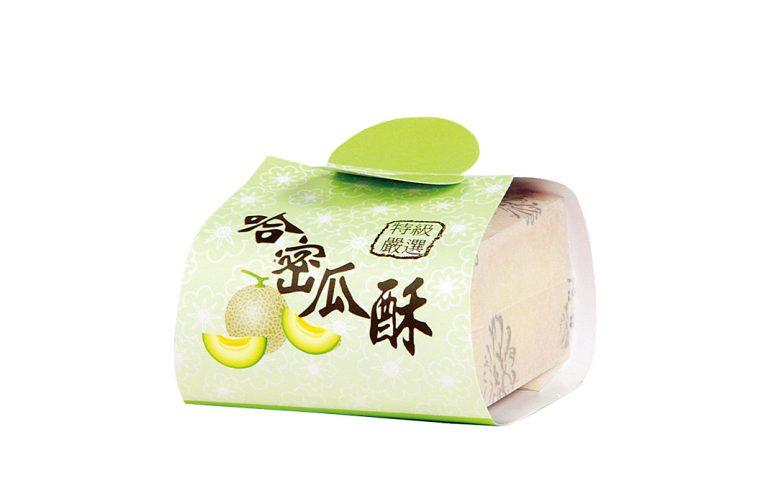 白棉袋+封套-哈密瓜酥