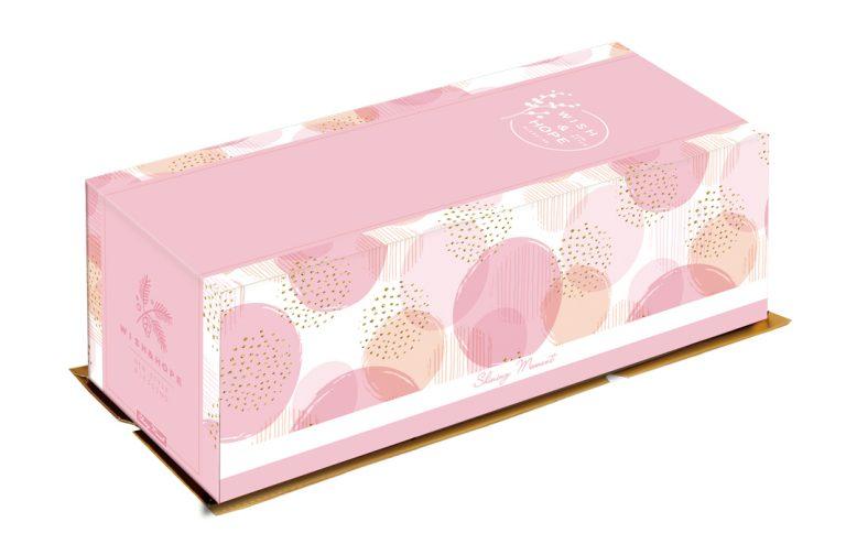 長條蛋糕盒