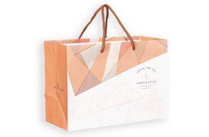 輕時尚紙袋