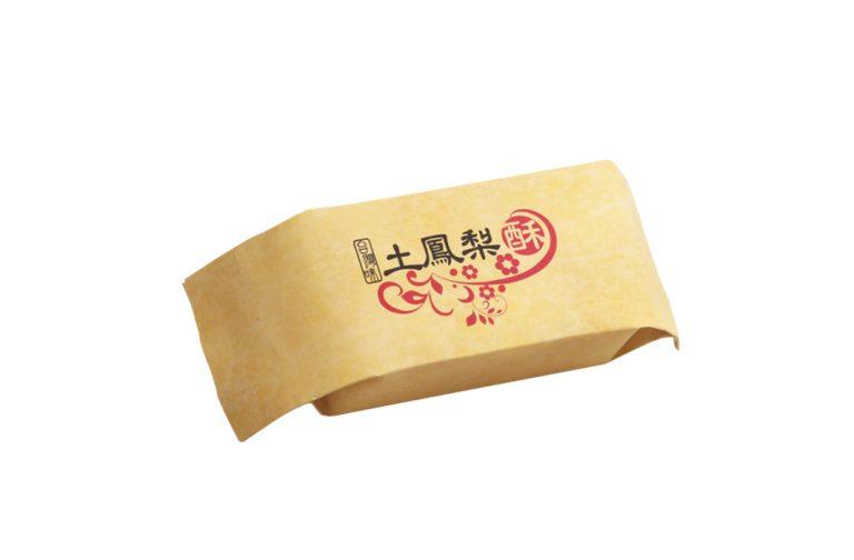 J005-10 鋁箔棉袋土鳳梨酥細長型(橫)