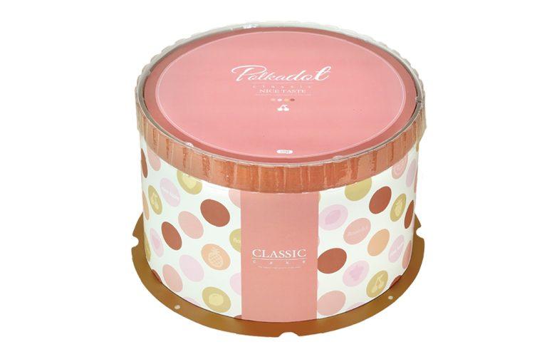 圓型蛋糕盒