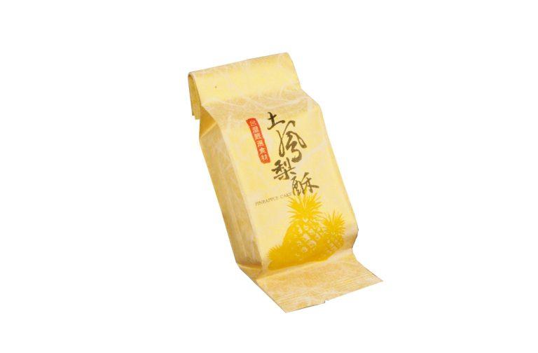 J005-4 鋁箔棉袋土鳳梨酥細長型