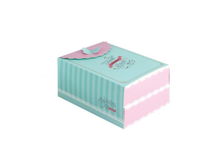 天使戀雙層盒