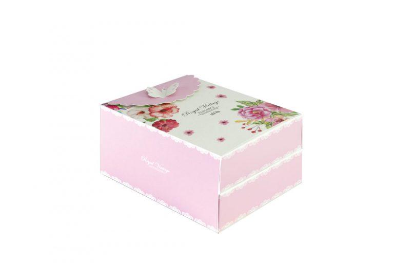 艾莉雅雙層盒
