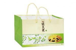 珍藏綠豆糕紙袋