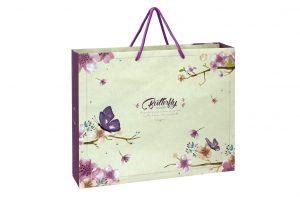 花蝴蝶紙袋