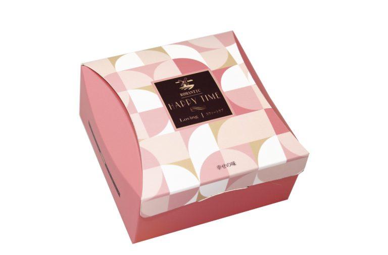 幸福時光餅乾盒
