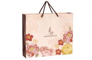 花之物語紙袋