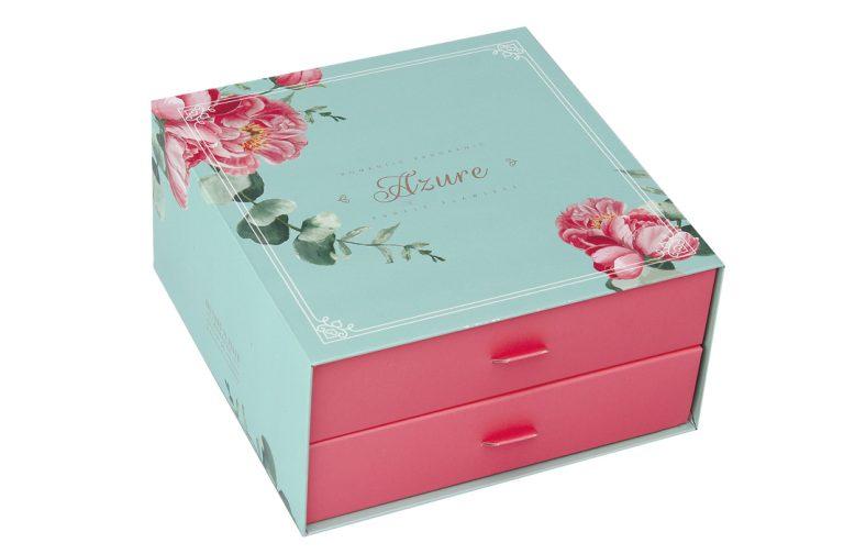 黛安娜雙層禮盒