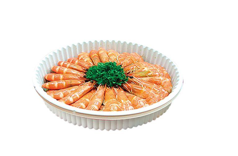 8吋波浪薄菜盤
