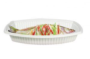 船型大魚盤