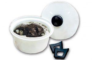 黑雙耳雞湯鍋