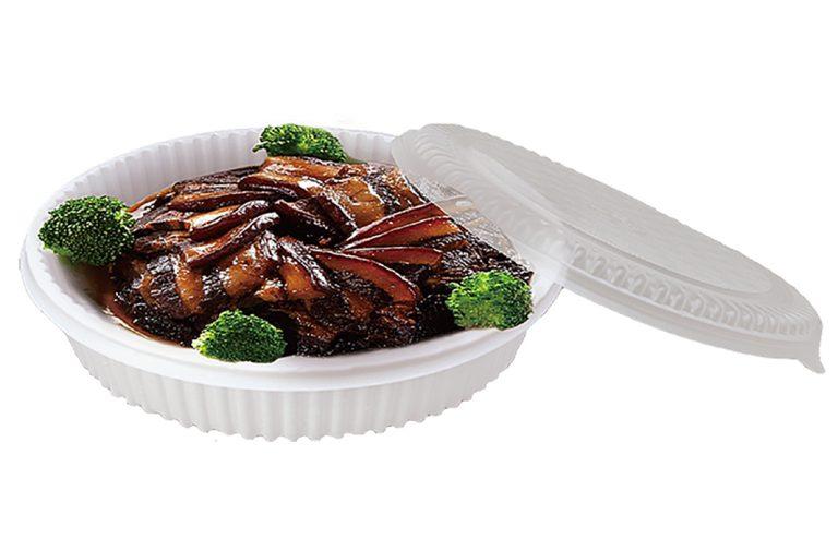 12吋波浪薄菜盤