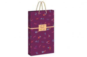 紫金花語紙袋